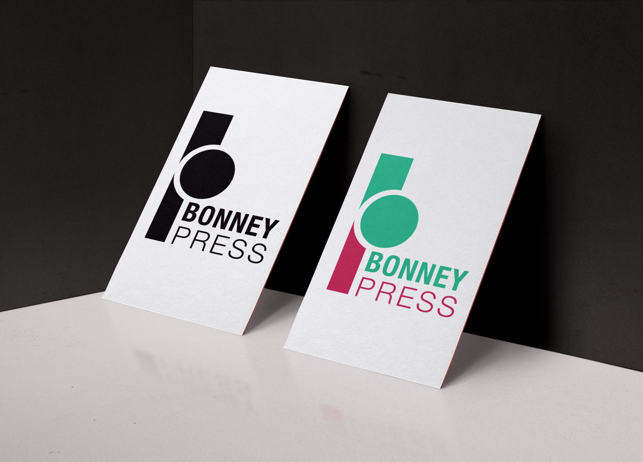 bonnyLogo - Bonney Press