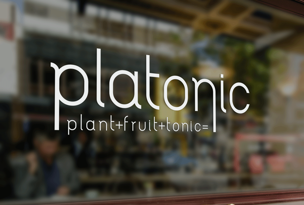 platonic window sign - Platonic