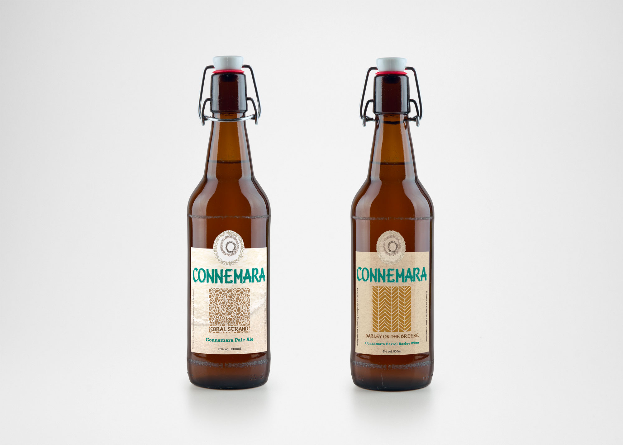 Artisan Beer Bottle MockUp - Craft Beer Bottle Labels
