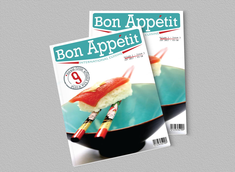 BonApetitMagazineCover - Bon Appetit Magazine