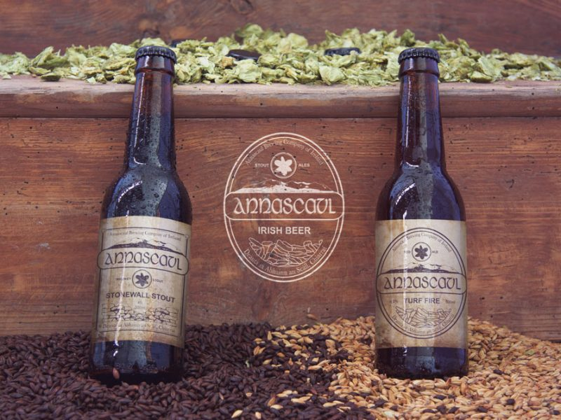 annascaul 800x600 - Annascaul Brewing Company Bottle Labels
