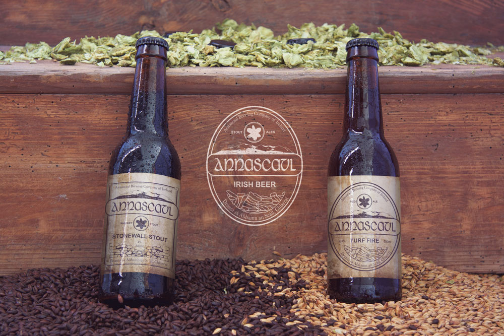 annascaul - Annascaul Brewing Company Bottle Labels