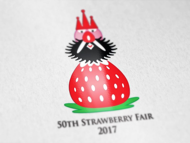 strawberryking 800x600 - Strawberry Festival