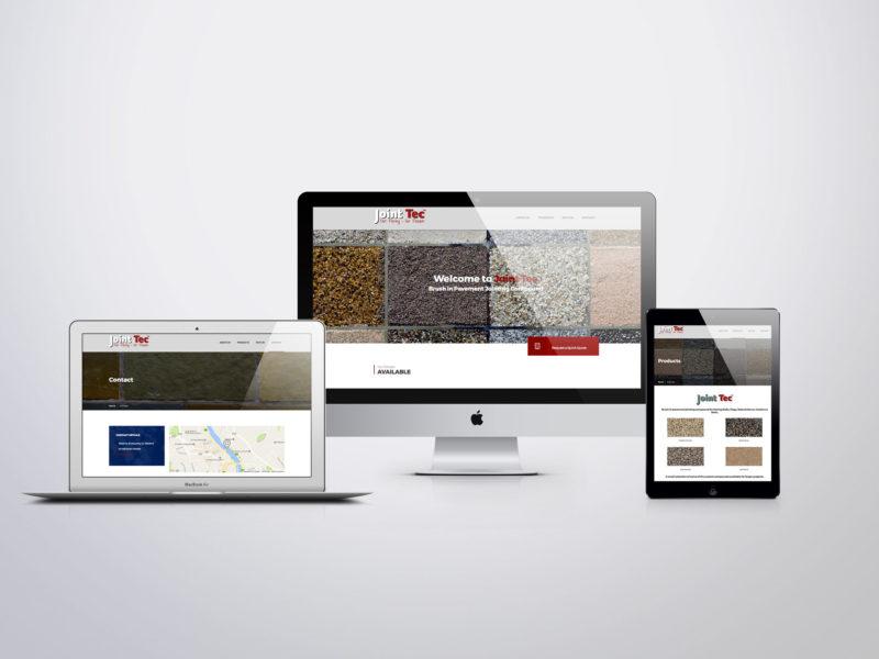 DesignbytesJointtecWebsite 800x600 - Jointtec