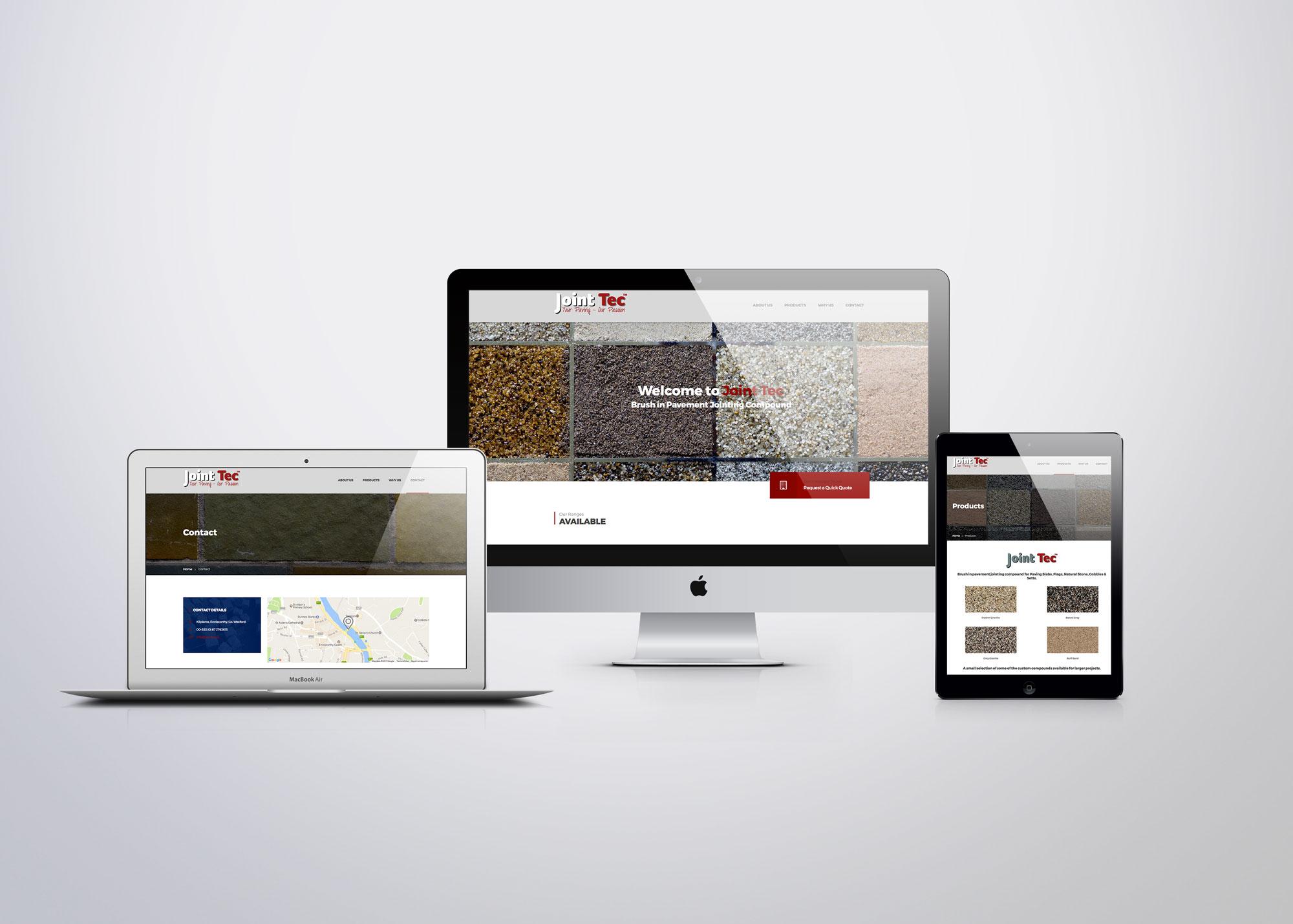 DesignbytesJointtecWebsite