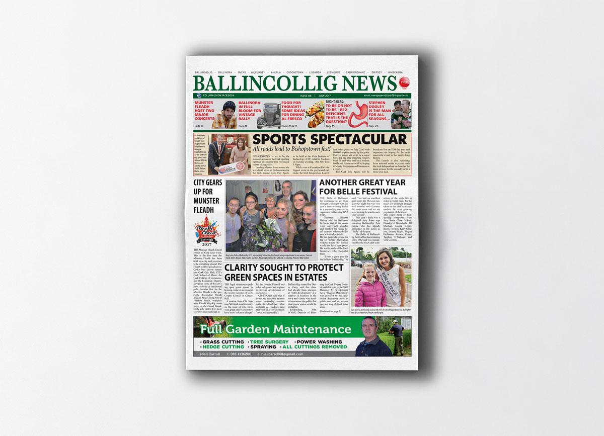 Ballincollig-News