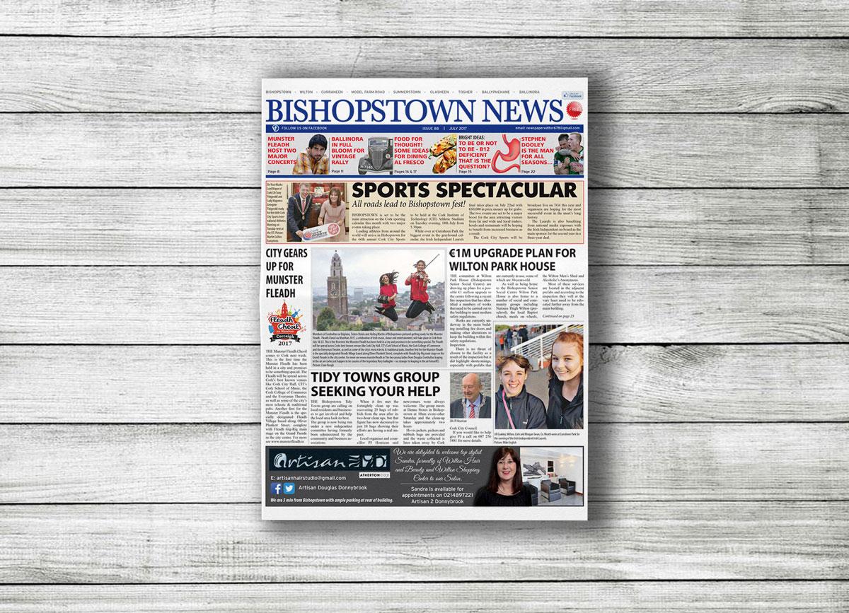 bishopstown news - Our Work