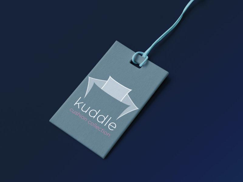 kuddle swing tag design 800x600 - kuddle brand development